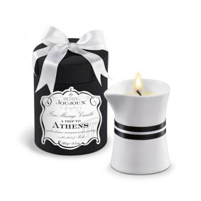 Массажная свеча Petits Joujoux Athens, 190 мл