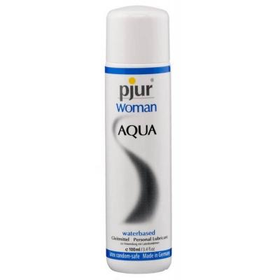 Мастило на водній основі pjur Woman AQUA