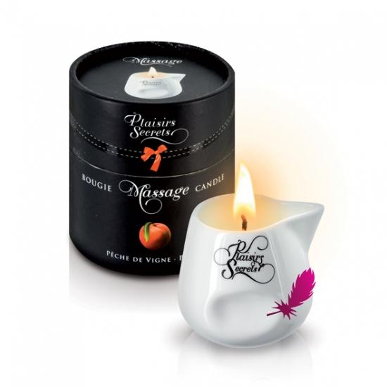 Массажная свеча Plaisirs Secrets - фото1