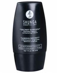 Возбуждающий гель для клитора Shunga Secret Garden, 30 мл