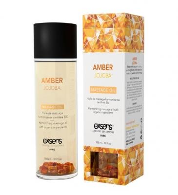 Масажне масло EXSENS Amber Jojoba