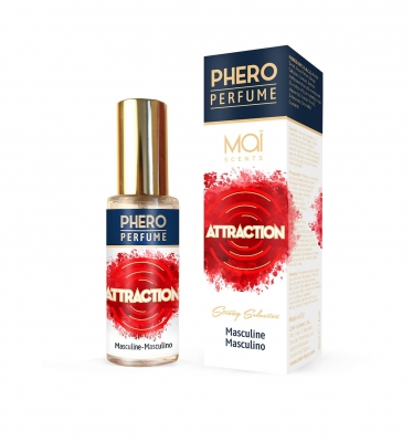 Парфуми з феромонами для чоловіків MAI Phero Perfume Masculino