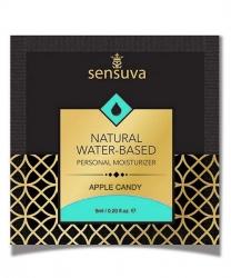 Пробник лубриканту на водній основі Sensuva - Natural Water-Based
