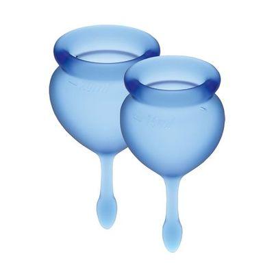 Набор менструальных чаши Satisfyer Feel Good