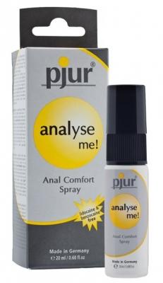 Анальный спрей с расслабляющим эффектом pjur Analyse me!