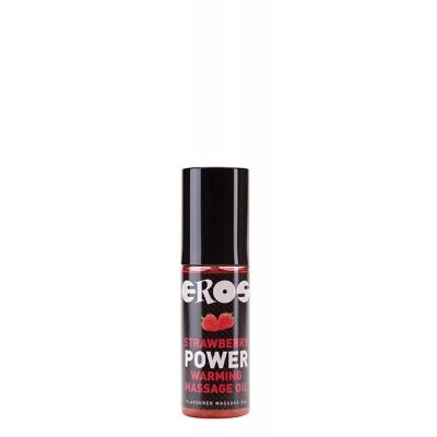 Массажное масло Eros с согревающим эффектом