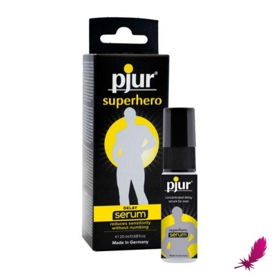 Гель пролонгатор pjur Superhero Serum