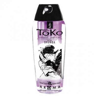Ароматная смазка Shunga Toko Aroma виноград