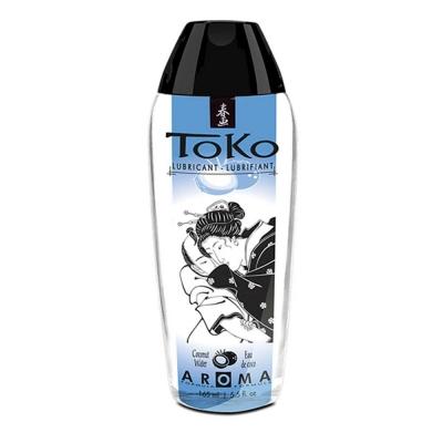 Ароматна змазка Shunga Toko Aroma кокос