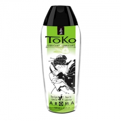 Ароматний лубрикант Toko Aroma Lubricant - Груша-зелений чай